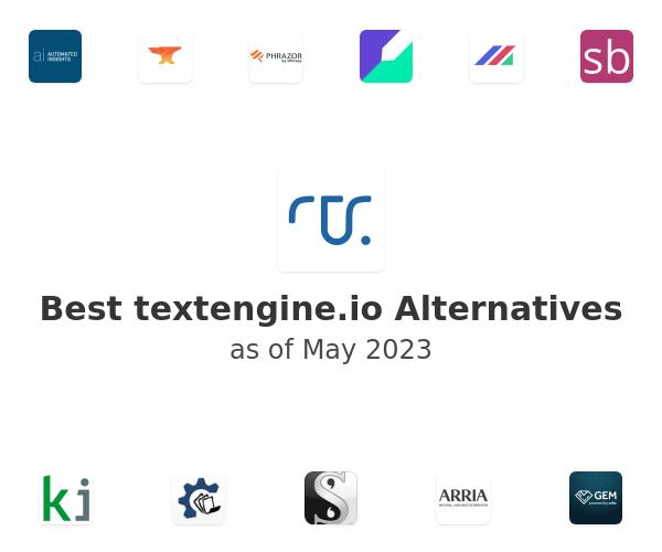 Best textengine.io Alternatives