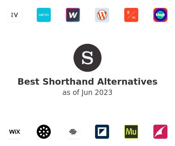 Best Shorthand Alternatives