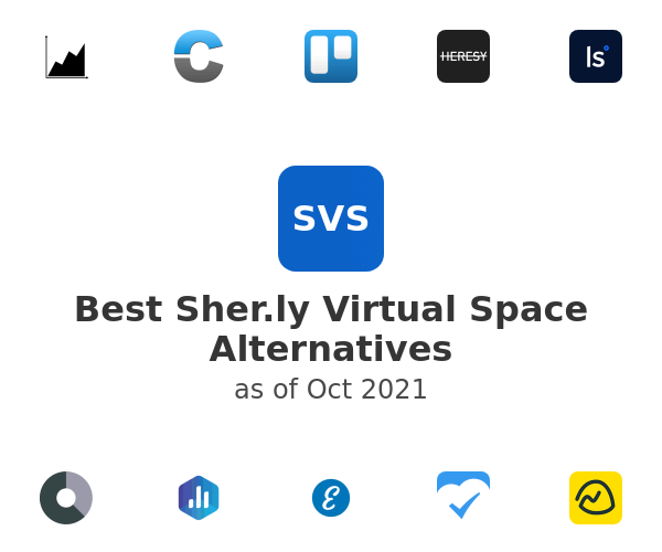 Best Sher.ly Virtual Space Alternatives