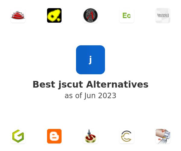 Best jscut Alternatives