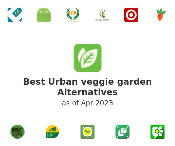 Best Urban veggie garden Alternatives
