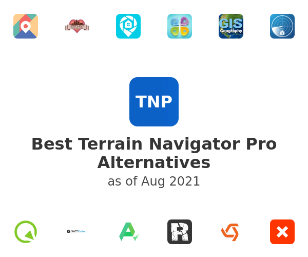 Best Terrain Navigator Pro Alternatives
