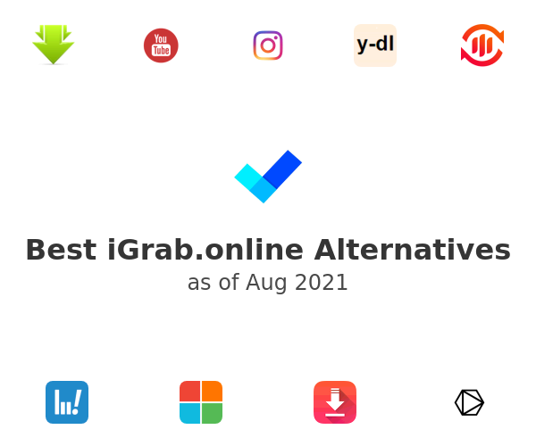 Best iGrab.online Alternatives
