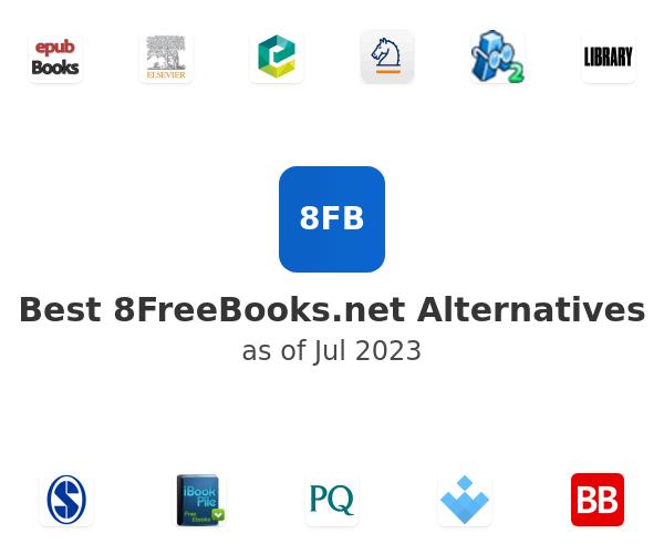 Best 8FreeBooks.net Alternatives