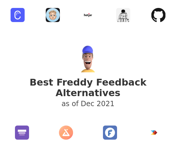 Best Freddy Feedback Alternatives
