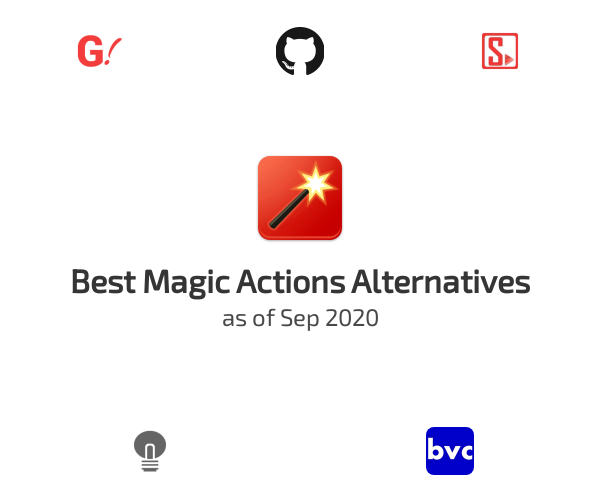 Best Magic Actions Alternatives
