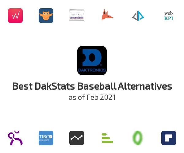 Best DakStats Baseball Alternatives