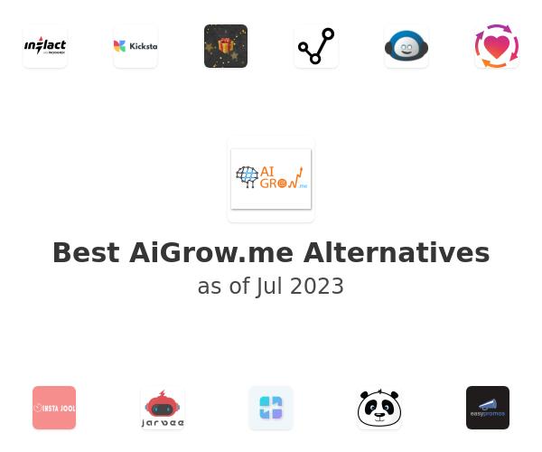 Best AiGrow.me Alternatives