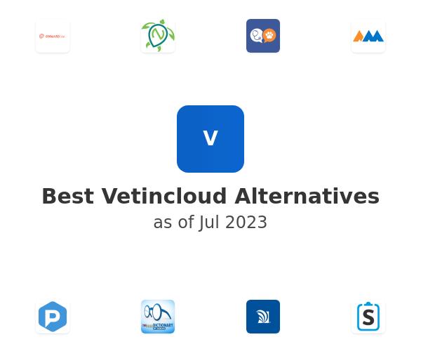 Best Vetincloud Alternatives