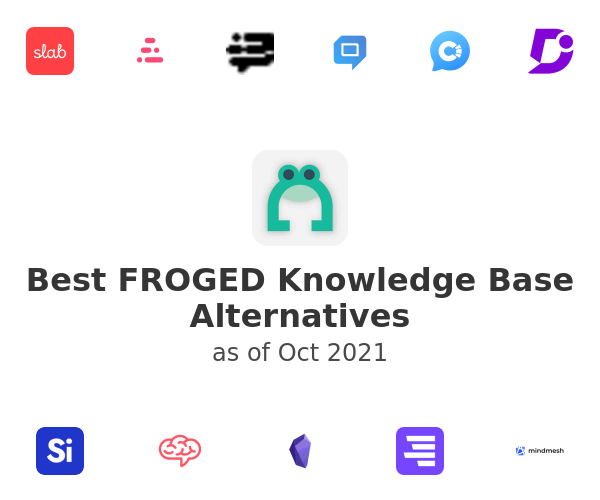 Best FROGED Knowledge Base Alternatives