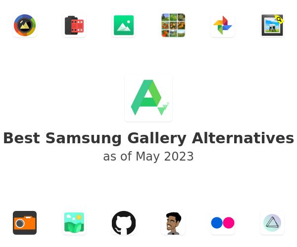Best Samsung Gallery Alternatives