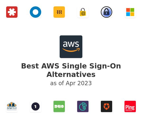 Best AWS Single Sign-On Alternatives