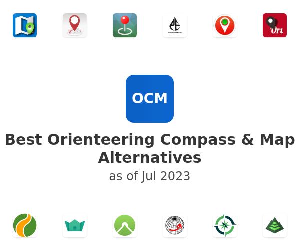Best Orienteering Compass & Map Alternatives