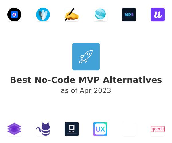Best No-Code MVP Alternatives