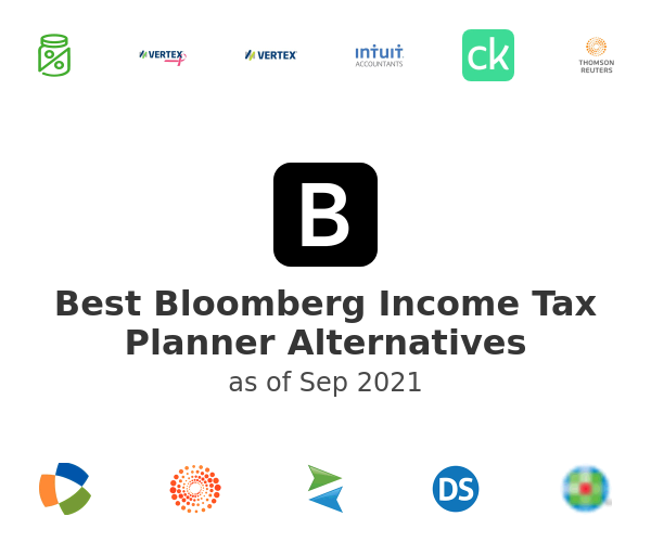 Best Bloomberg Income Tax Planner Alternatives