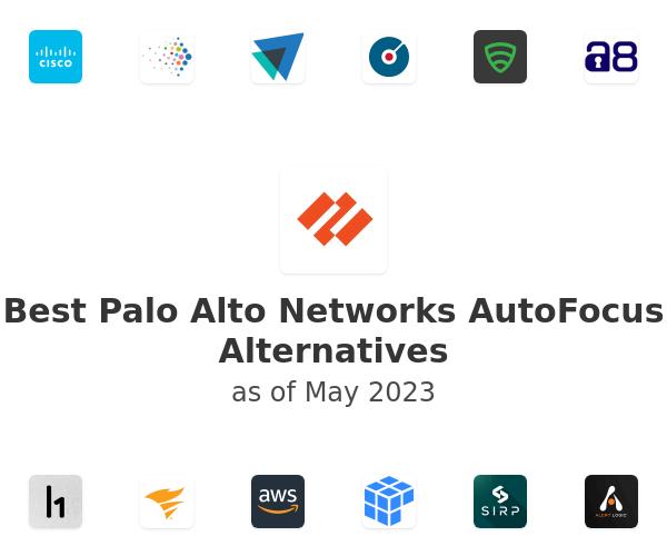Best Palo Alto Networks AutoFocus Alternatives