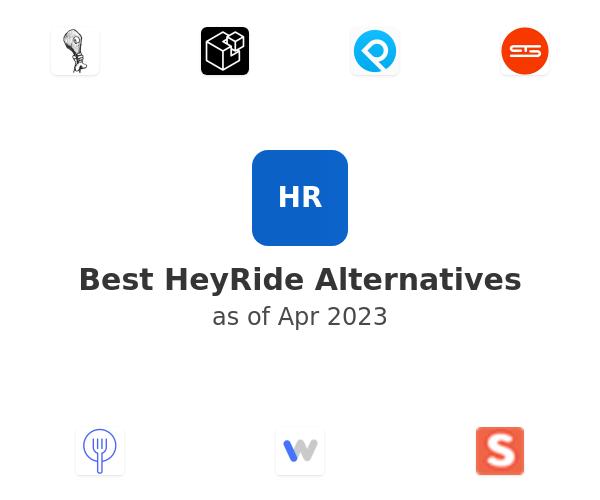 Best HeyRide Alternatives