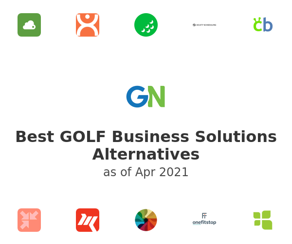 Best GOLF Business Solutions Alternatives