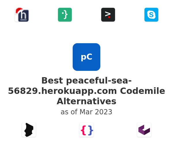 Best Codemile Alternatives