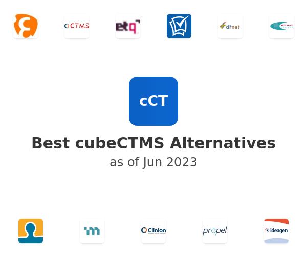 Best cubeCTMS Alternatives