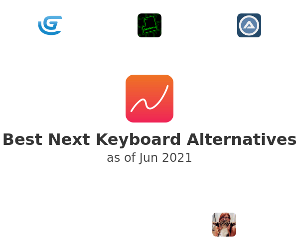 Best Next Keyboard Alternatives