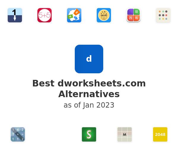 Best dworksheets.com Alternatives