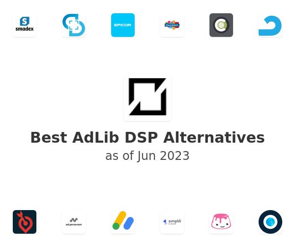 Best AdLib DSP Alternatives
