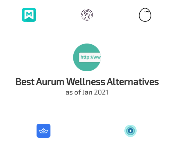 Best Aurum Wellness Alternatives