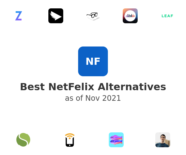 Best NetFelix Alternatives