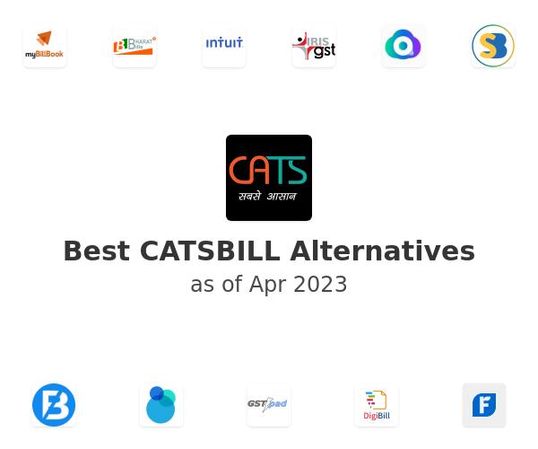 Best CATSBILL Alternatives