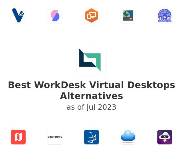 Best WorkDesk Virtual Desktops Alternatives