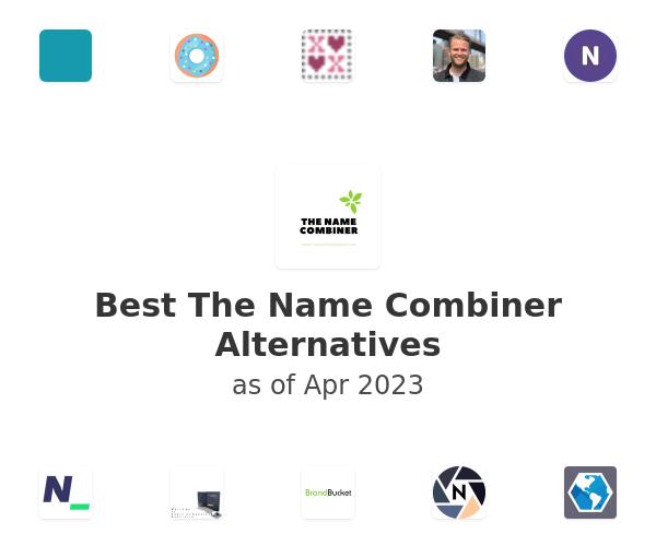 Best The Name Combiner Alternatives