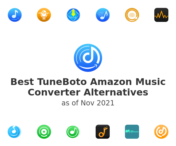 Best TuneBoto Amazon Music Converter Alternatives