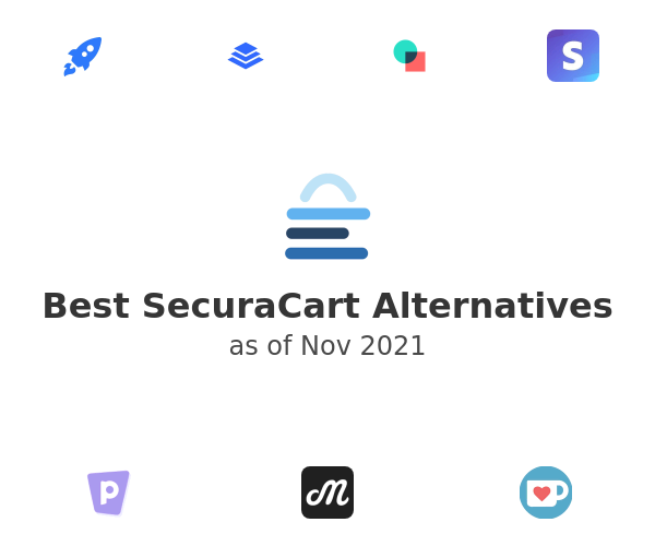 Best SecuraCart Alternatives