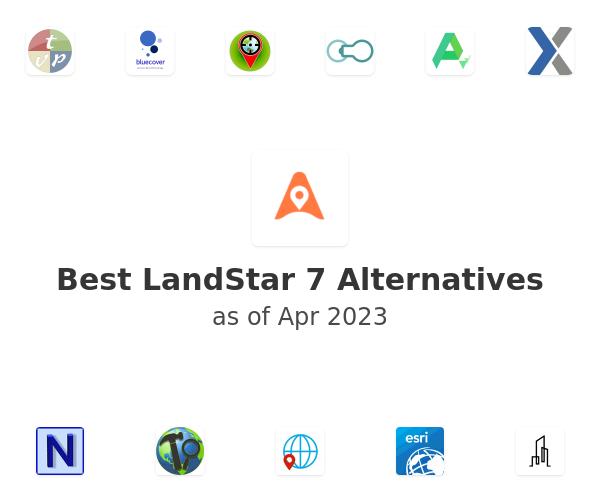 Best LandStar 7 Alternatives