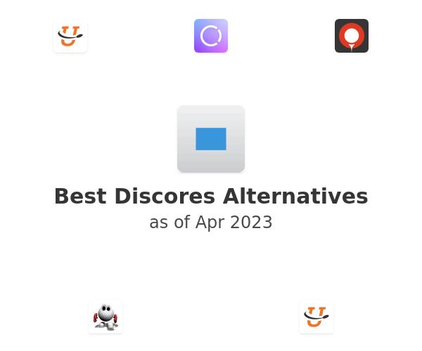 Best Discores Alternatives