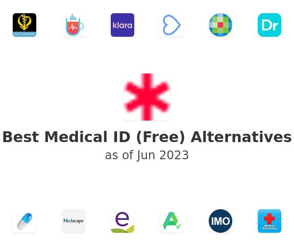 Best Medical ID (Free) Alternatives
