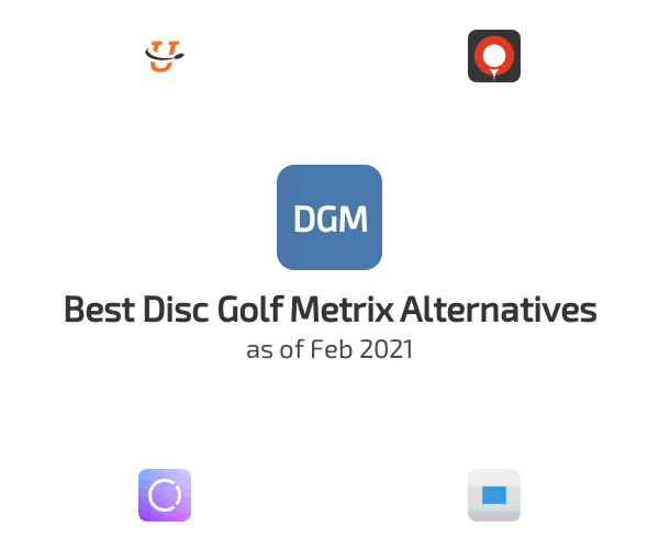 Best Disc Golf Metrix Alternatives