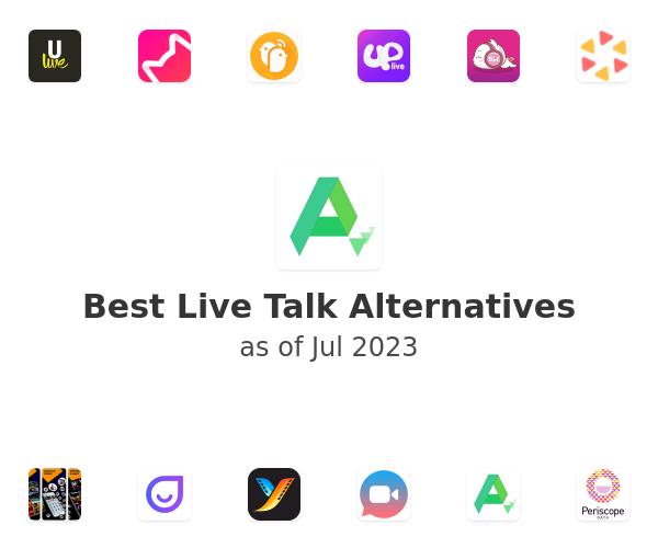 Best Live Talk Alternatives