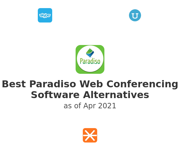 Best Paradiso Web Conferencing Software Alternatives