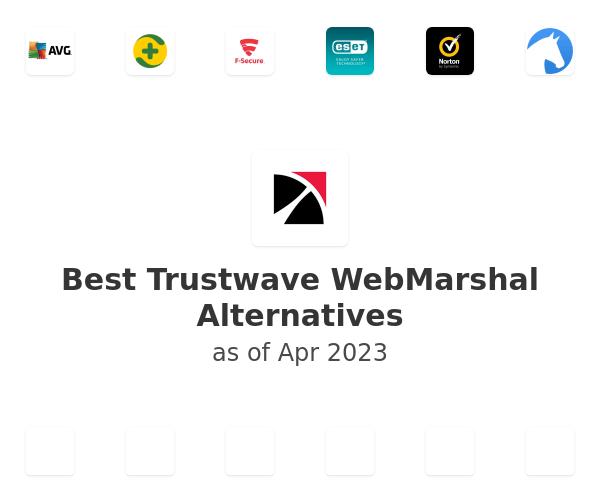 Best Trustwave WebMarshal Alternatives