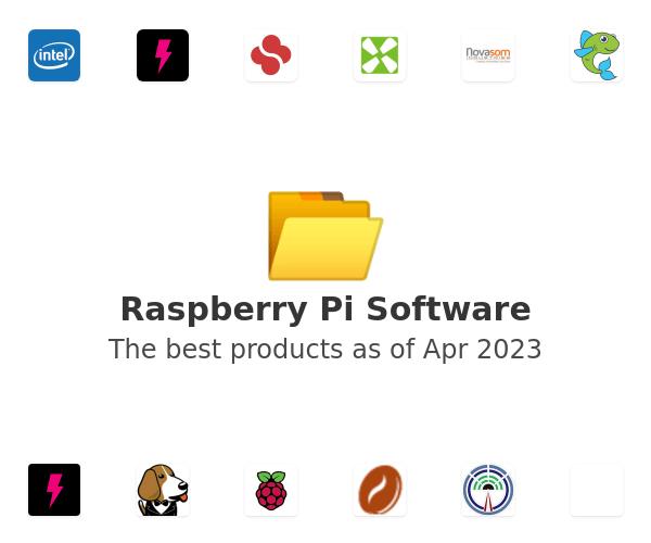 Raspberry Pi Software