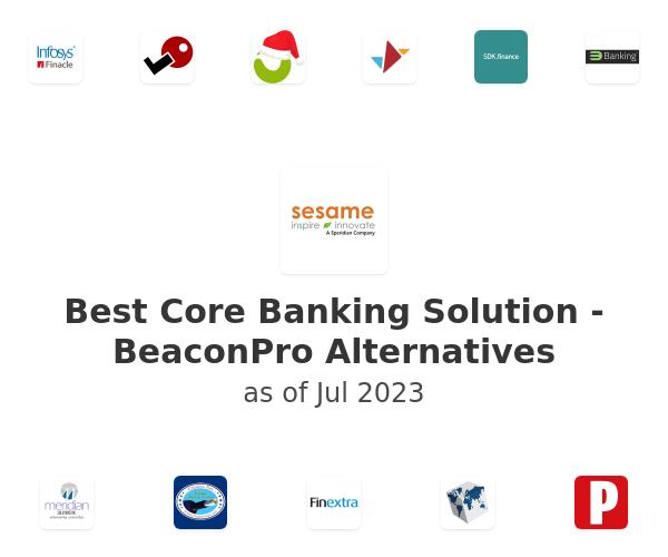 Best Core Banking Solution - BeaconPro Alternatives