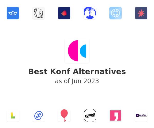 Best Konf Alternatives