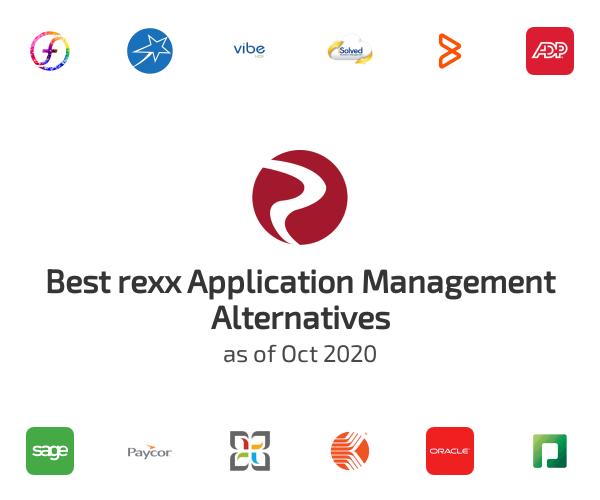 Best rexx Application Management Alternatives