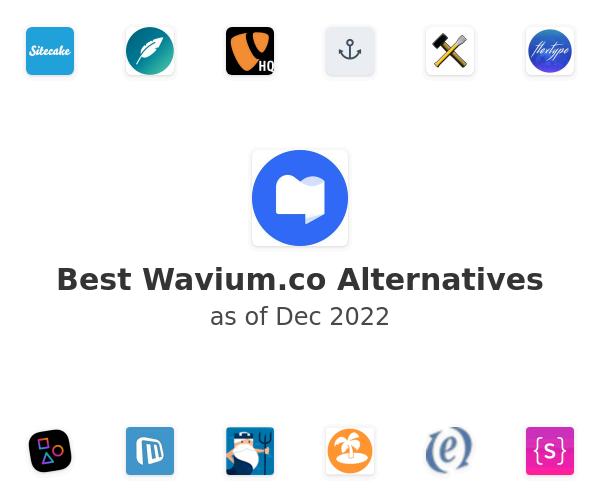 Best Wavium Alternatives