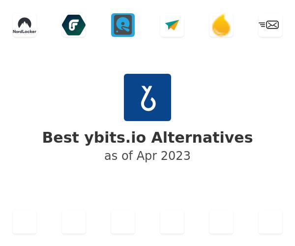 Best ybits.io Alternatives