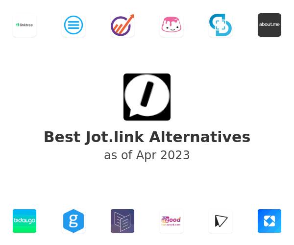 Best Jot.link Alternatives