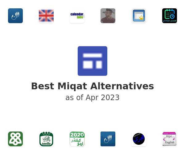 Best Miqat Alternatives