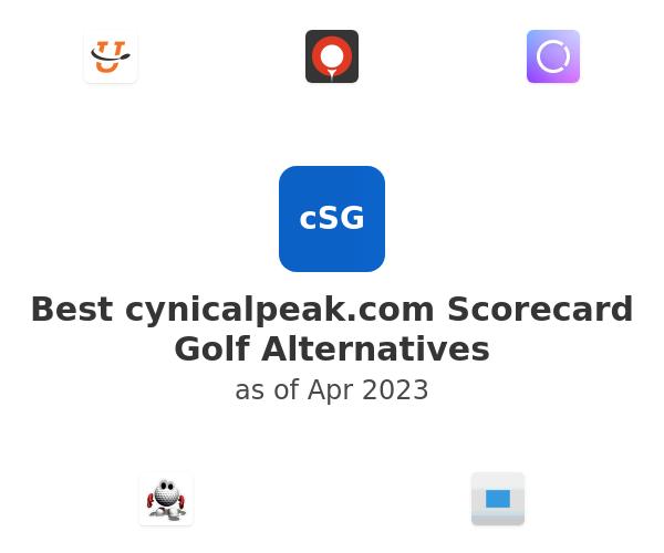 Best Scorecard Golf Alternatives
